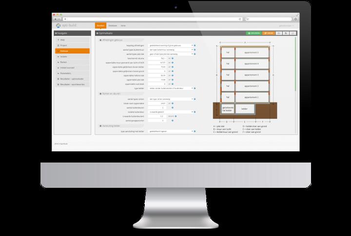 Opti-Build software